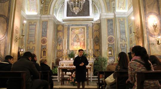 Visita guidata della Chiesa di Santa Lucia della Tinta