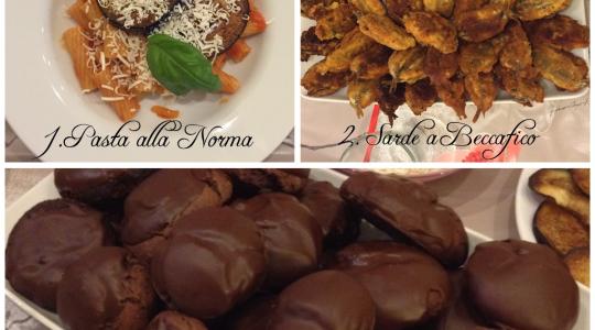 Corso di cucina multiculturale NOVEMBRE 2015