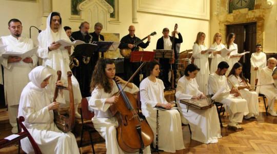 Concerto Interreligioso per la Pace -