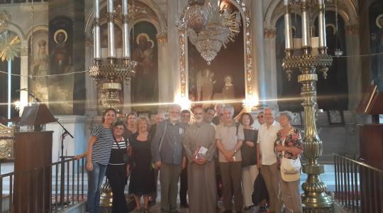 Seminario itinerante in Turchia: 29 agosto / 7 settembre 2014