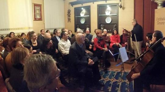 Un cammino in musica per il dialogo e l'incontro ripercorso da Federico Bonetti Amendola e da Mustafa Cenap Aydin
