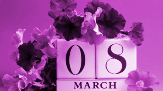 8 marzo - Giornata Internazionale della Donna