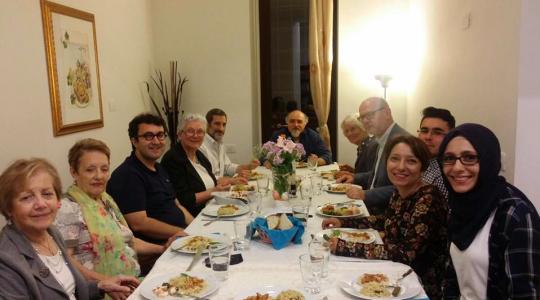 Cene di Iftar del mese di Ramadan 2016