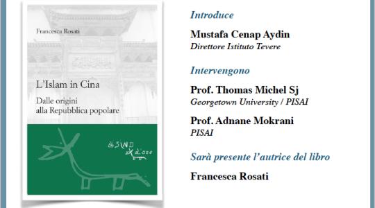 Presentazione del libro L'Islam in Cina